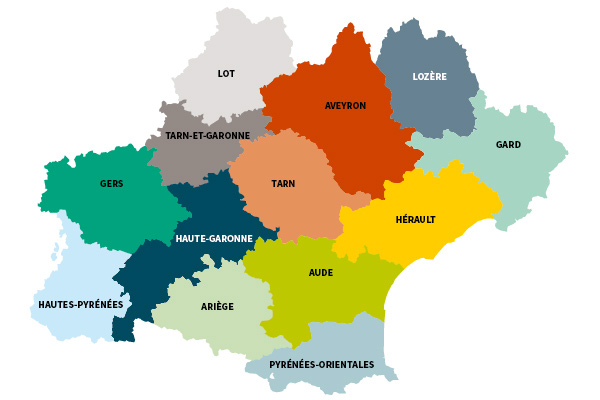 CONSEIL REGIONAL MIDI-PYRENEES - Réseau Occitanie Coopération