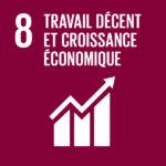 8 - Travail décent et croissance économique