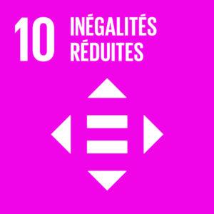 10 - Réduction des inégalités