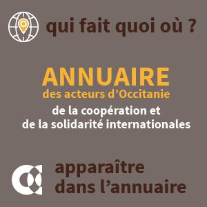 Annuaires des actions des acteurs d'Occitanie