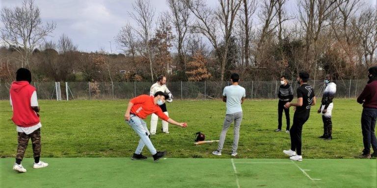 Shpageeza – Apprendre le cricket !