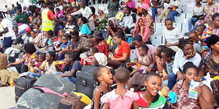 Urgence Goma : appel aux dons et à la solidarité